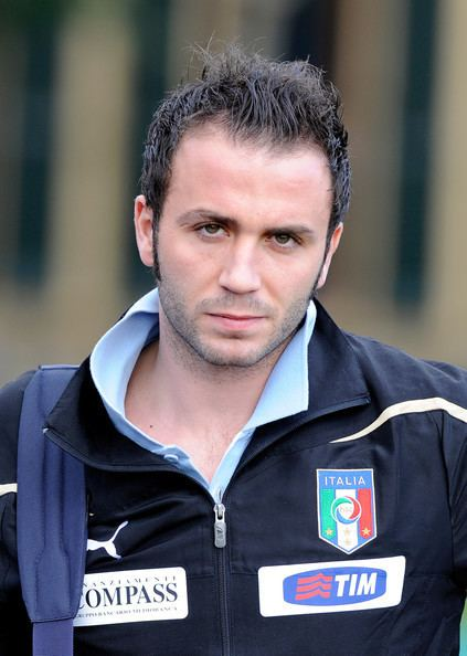 Giampaolo Pazzini Giampaolo Pazzini Pictures Italy Training Session