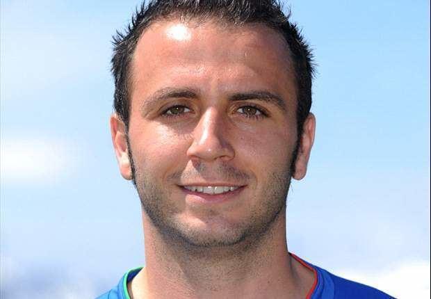 Giampaolo Pazzini Sampdoria resigned to Manchester City raid for star