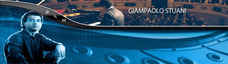 Giampaolo Stuani Giampaolo Stuani Pianista