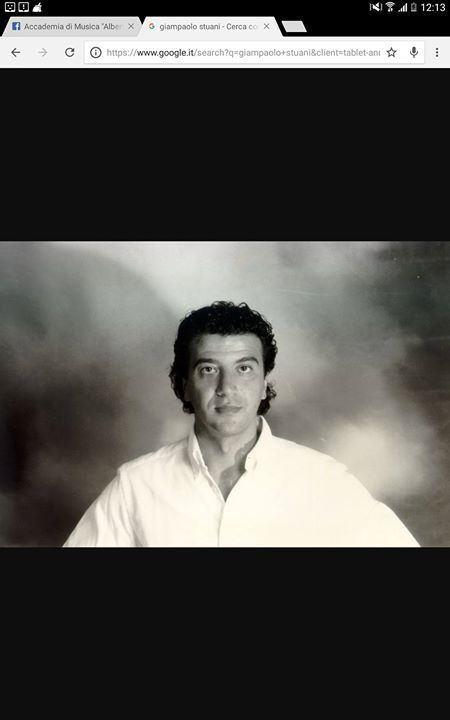 Giampaolo Stuani Voyage en France Concerto del pianista Giampaolo Stuani at