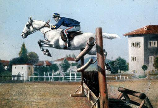 Gian Giorgio Trissino (equestrian)