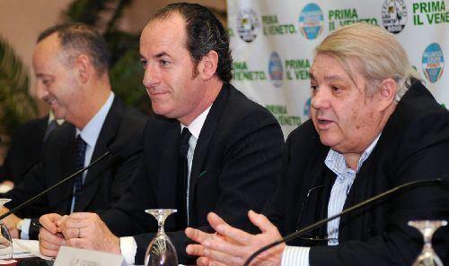 Gian Paolo Gobbo GIAMPAOLO GOBBO E LUCA ZAIA DO INFMI PAJASI DE MILAN