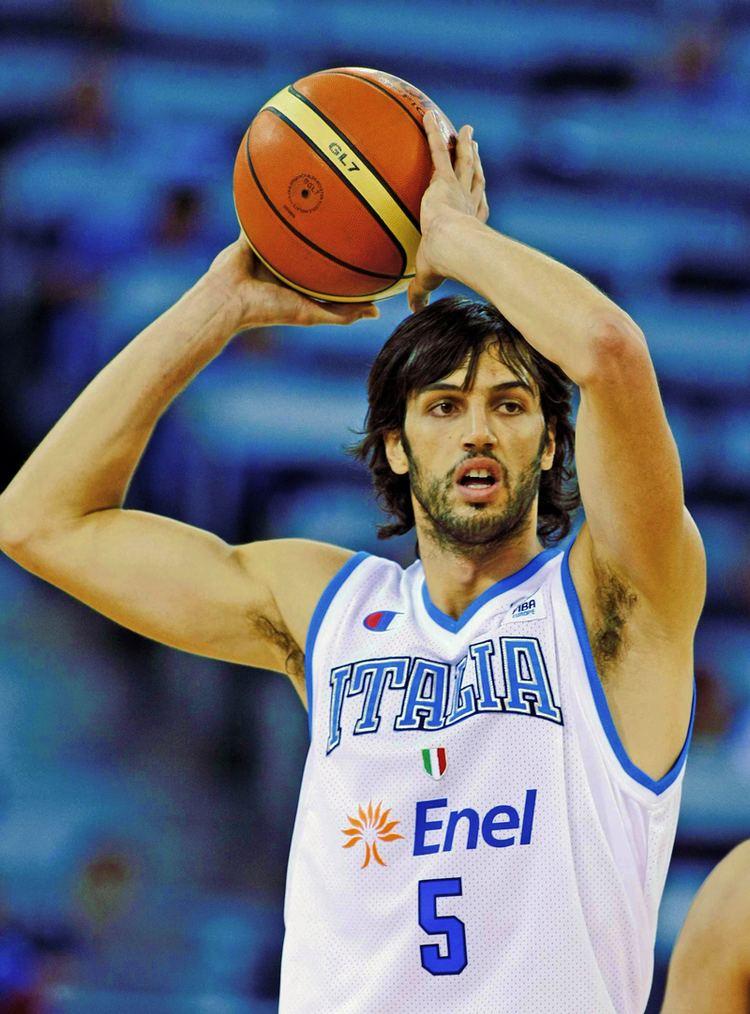 Gianluca Basile Gianluca Basile Greatest shooter in the history of Italian