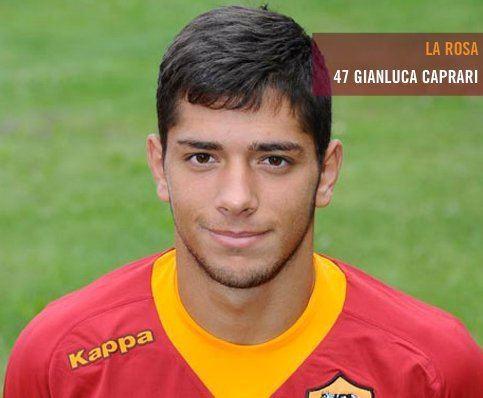 Gianluca Caprari Brunette Roman Gianluca Caprari