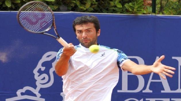 Gianluca Naso Gianluca Naso si salva al tiebreak Tennis
