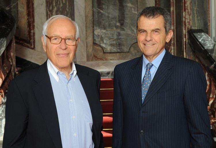 Gianni Bulgari Ferragamo and Bulgari team up for jewellery line