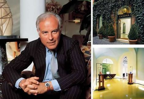 Gianni Bulgari The Age national world business entertainment sport