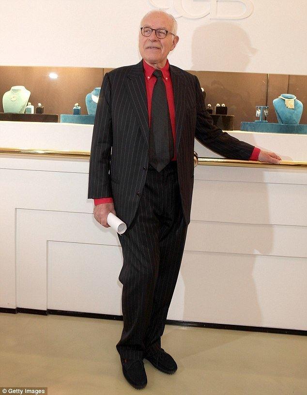 Gianni Bulgari Elizabeth Taylor39s jeweler Gianni Bulgari dishes about his