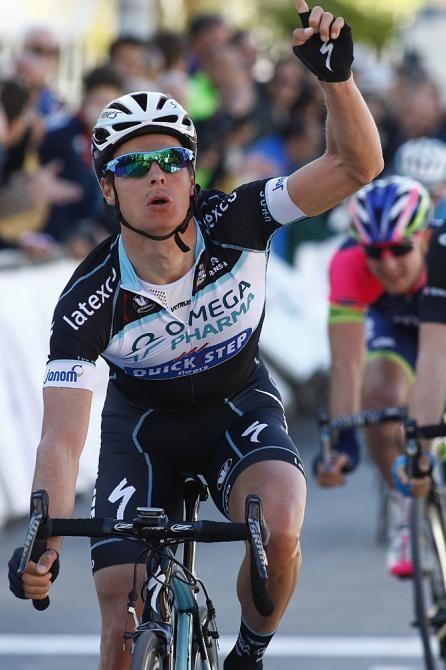 Gianni Meersman Meersman abandons ParisNice Cyclingnewscom