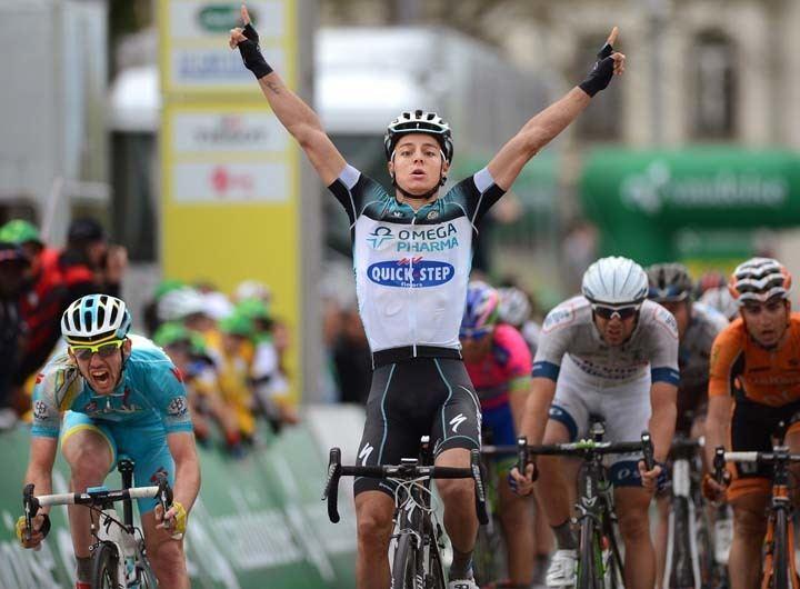 Gianni Meersman Tour de Romandie Stage 3 Report Full Results Meersman