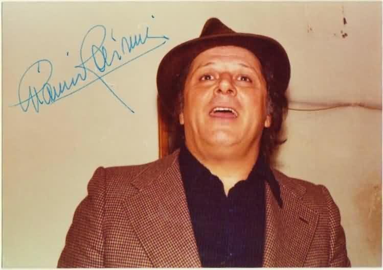 Gianni Raimondi Gianni Raimondi Autograph on Photo CoA from curioshop on