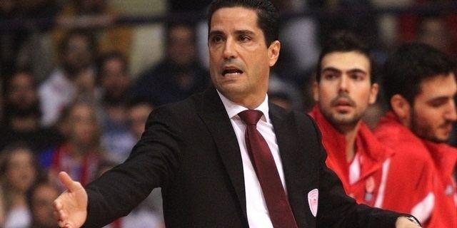 Ioannis Sfairopoulos Olympiacos Piraeus Welcome to EUROLEAGUE BASKETBALL