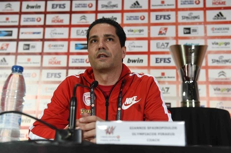 Giannis Sfairopoulos Championship Game press conference News Welcome to