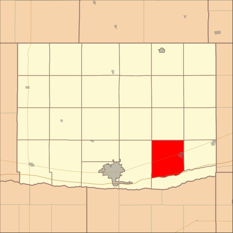 Gibbon Township, Buffalo County, Nebraska