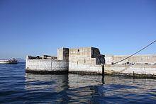 Gibraltar Detached Mole (