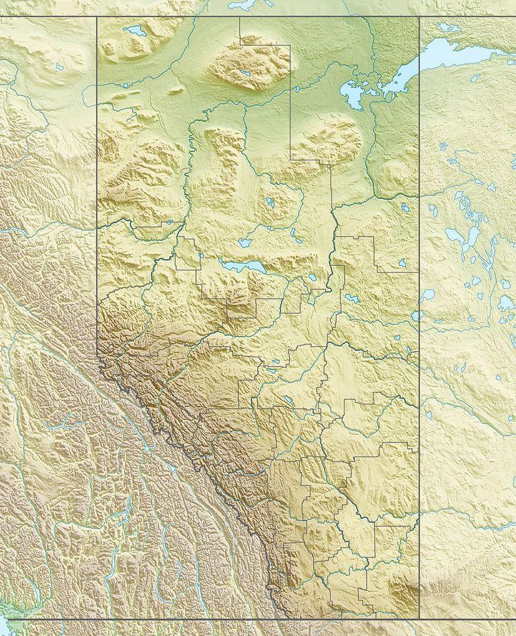 Gibraltar Mountain (Alberta)