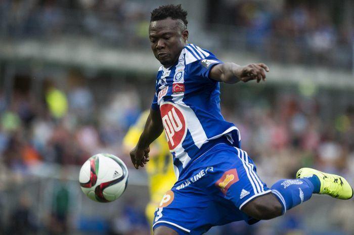 Gideon Baah Interview Ghana defender Gideon Baah talks about football and