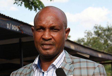 Gideon Mwiti Gideon Mwiti Irea Biography MP Central Imenti Wife Family