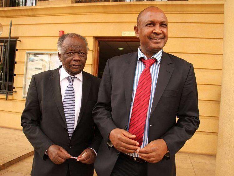 Gideon Mwiti Imenti MP Gideon Mwiti to face full trial on rape charges The Star