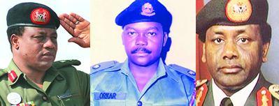Gideon Orkar History The Late Tiv Warrior Major Gideon Orkar39s Coup Speech