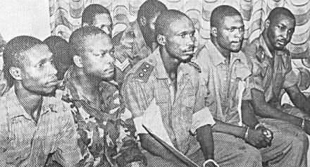 Gideon Orkar ExecutedTodaycom 1990 Gideon Orkar for a Nigerian coup