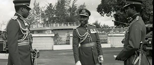 Gideon Orkar 25 Years in History The Forgotten Coup of Major Gideon Orkar