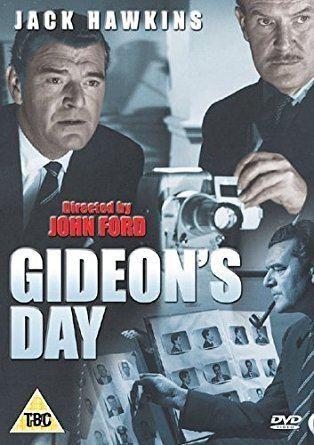 Gideon's Day (film) Gideons Day DVD Amazoncouk Jack Hawkins Dianne Foster Cyril