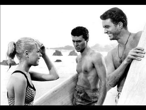 Gidget (film) Gidget Trailer 1959 Movie with Sandra Dee James Darren Surf