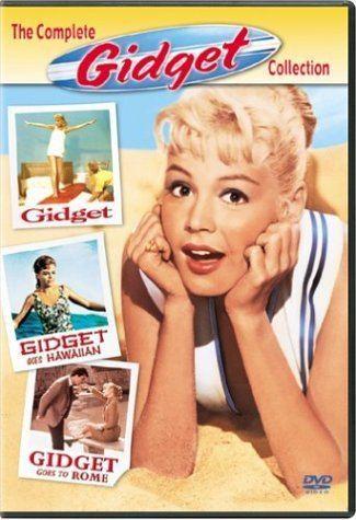 Gidget (film) Amazoncom The Complete Gidget Collection Gidget Gidget Goes