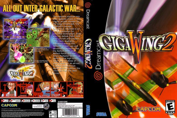 Giga Wing 2 - Alchetron, The Free Social Encyclopedia