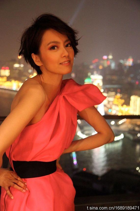 Gigi Leung Natalie Portman Carina Lau Gigi Leung Rockin39 Lanvin