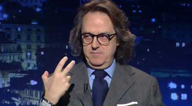 Gigi Marzullo Sottovoce Gigi Marzullo si censura e gli ospiti parlano
