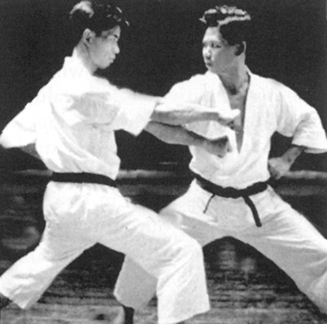 Gigo Funakoshi Funakoshi Gigo Asai Shotokan Association
