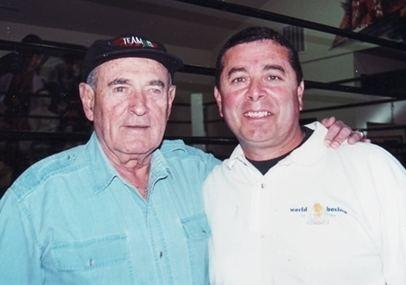 Gil Clancy Gil Clancy RIP David Martinez Boxing