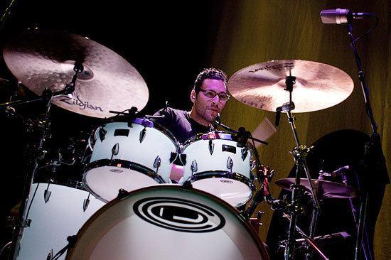 Gil Sharone Drummerworld Gil Sharone