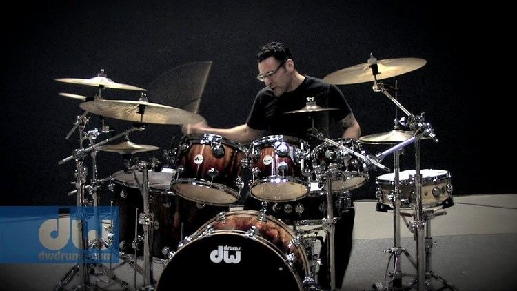 Gil Sharone Gil Sharone Plays DW Drums YouTube