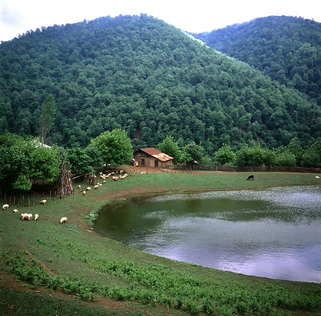 Gilan Province Beautiful Landscapes of Gilan Province