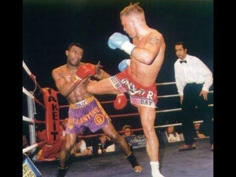 Gilbert Ballantine Muay Thai superfight Ramon Dekkers v Gilbert Ballantine YouTube