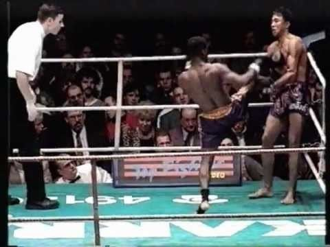 Gilbert Ballantine Muay Thai Gilbert Ballantine YouTube