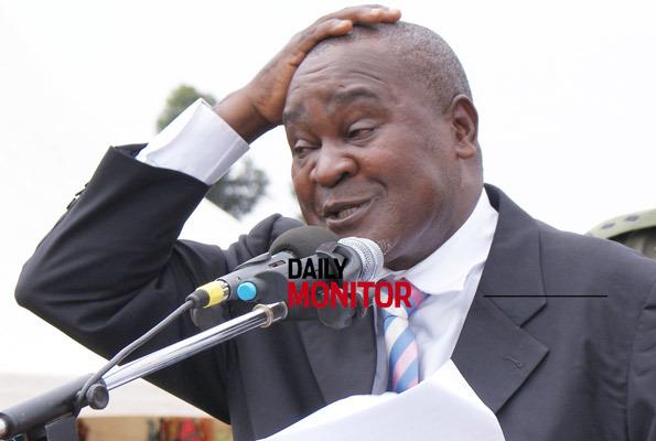 Gilbert Bukenya ExVP Bukenya faces corruption charges Daily Monitor