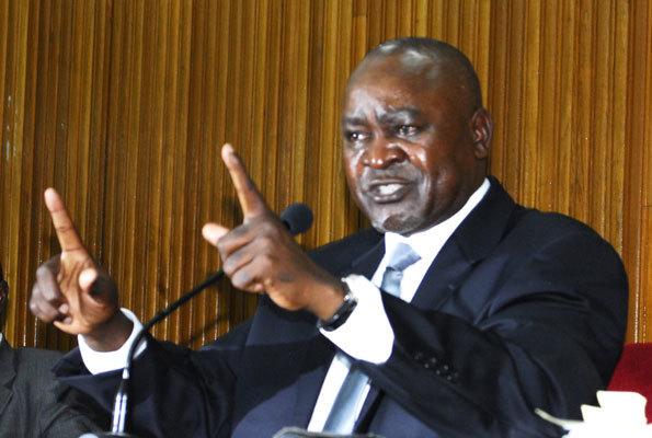 Gilbert Bukenya Bukenya lied to Museveni MPs National