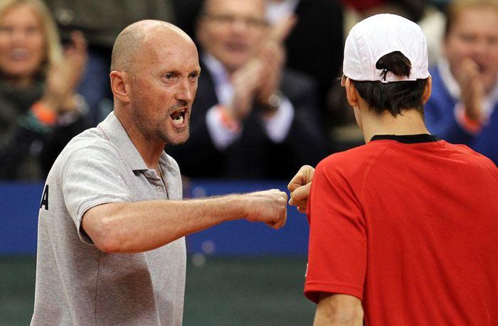 Gilbert Schaller Davis Cup Tie Details