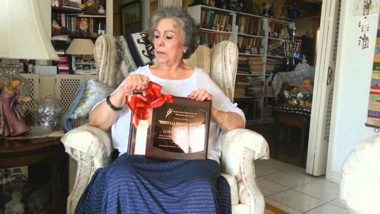 Gilda Cruz-Romo Premio AMMCA 2015 Gilda Cruz Romo YouTube