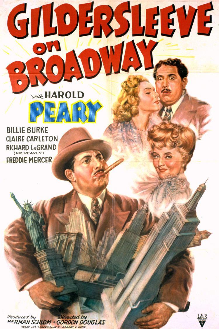 Gildersleeve on Broadway wwwgstaticcomtvthumbmovieposters2580p2580p