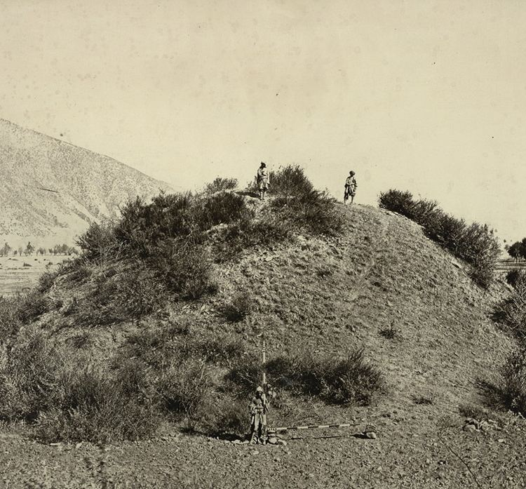 Gilgit in the past, History of Gilgit