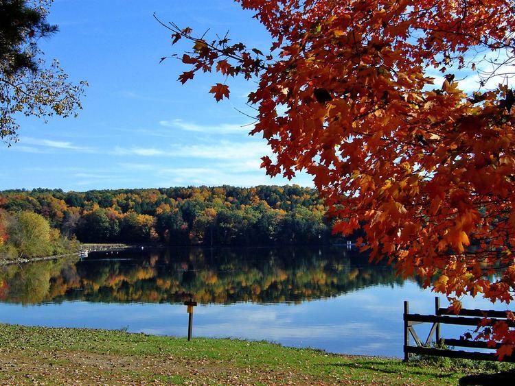 Gill, Massachusetts Gill MA Barton Cove Gill MA photo picture image