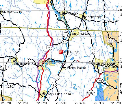 Gill, Massachusetts Gill Massachusetts MA 01376 profile population maps real
