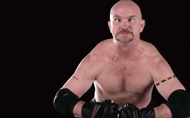 Gillberg (wrestler) - Alchetron, The Free Social Encyclopedia