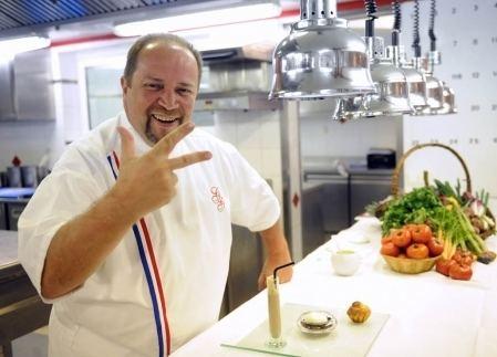 Gilles Goujon Local Food And Wine November 2010