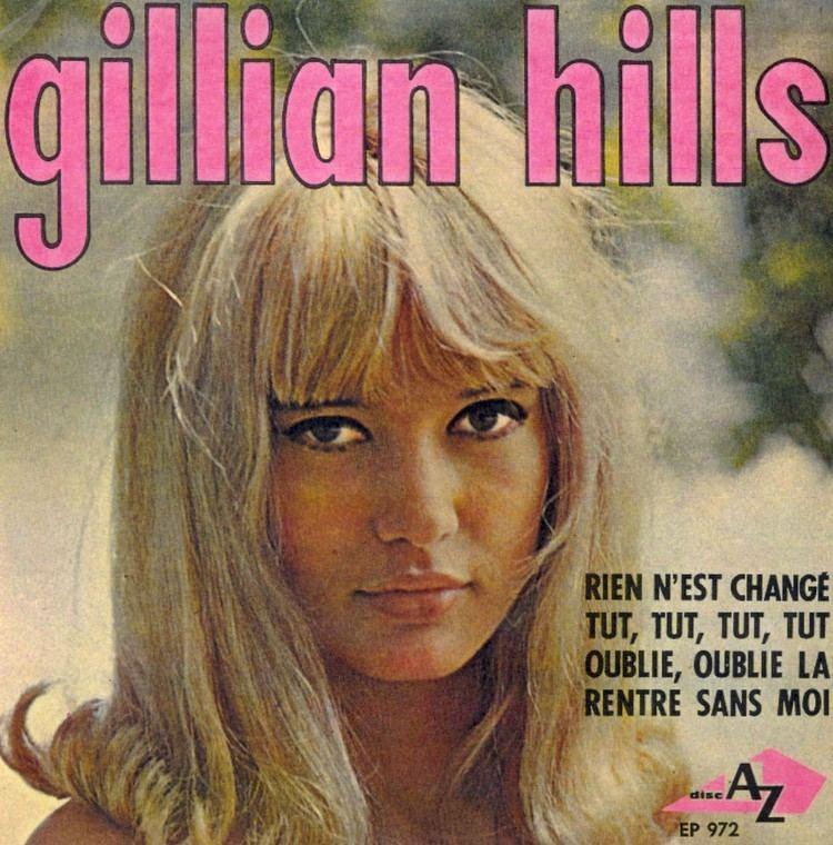 Gillian Hills Gillian Hills Meet the Euro Pop Princesses of the 3960s
